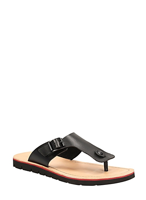 Clarks Sandalet Siyah